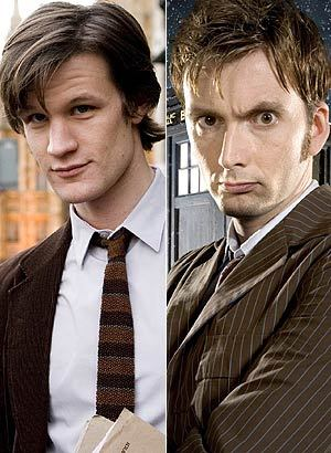 do you like david tennant more than matt smith?i do
