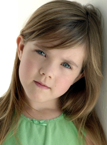 Ruby Jerins as Renesmee what do Ты think? (FYI she has bronze hair)