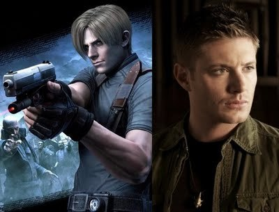 "Do toi think Jensen Ackles should play Leon S. Kennedy in future ""RESIDENT EVIL"" films???? I think soooooooo!!!!"