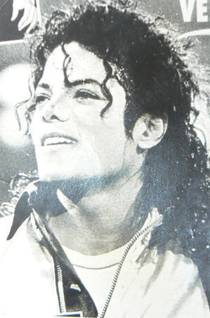 What's some thoughts you've had about MJ?