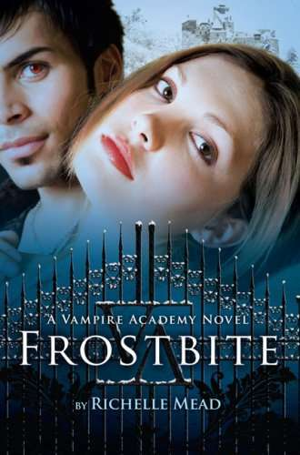who is on the  frostbite cover