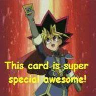Am I the only one who didn't know there are 2 fanpop spots for Yu-Gi-Oh! The Abridged? I realize this until a few minuten ago, (thought I was losing my mind) but it's true! There are two of them! I guess the Abridged Series really is meer popular! lol