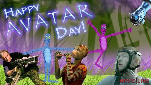 Happy Earth/Avatar Day!