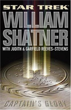 """After the events of the movie; """"Star Trek Generations"""", Kirk dies. BUT.. in the novel I'm currently reading; 星, つ星 Trek """"Captain's Glory"""", Kirk and Picard exist in the same plot -after- the events of Generations! When and how does Kirk return?!?"""