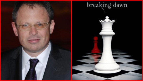 as u probably know bill condon will be the breaking dawn director of the amazing serie, the TWILIGHT SAGA!!