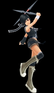 whos your fav out of these two kairi or yuffie