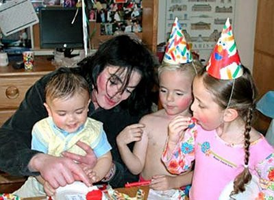 when michaels kids grow up, how do you think they'll turn out?