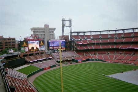 Who wants to see a pic of the cardinals stadium?