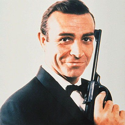 Does anyone l'amour Sean Connery as James Bond and doesn't like any of the others?