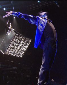 What if they made a concert with MJ's hologram singing and dancing ?