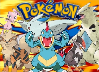 If te are in a Pokemon Contest what pokemon would te chose to be your partner?