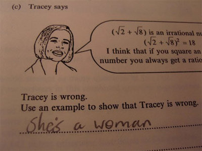 The funniest exam answer! (Round 2)
