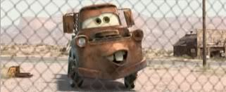What is your favorite characters from Disney Pixar Cars?