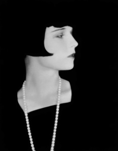 If there was a biopic made about Louise Brooks, who do you think could play her?