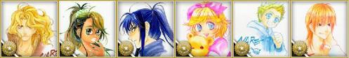 """Banner for the """"Maximum Ride Manga"""" spot. What do آپ guys think?"""