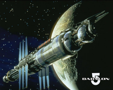 Name 10 things that made Babylon 5 worth to stick to it!