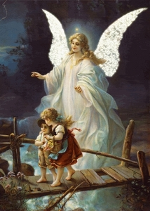 If bạn were an Angel of God, what mission would bạn like God to send bạn on?
