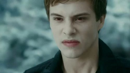Who Bit Riley Biers On The Twilight Saga: Eclipse