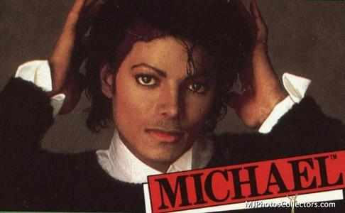 Which  do you think would be the sensation of touching the hair of Michael?