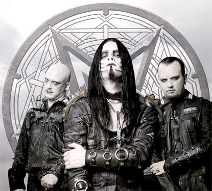 Which black metal band was the first one wewe liked?