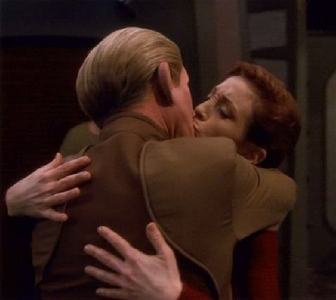 What are your вверх 5 Odo/Kira Episodes?