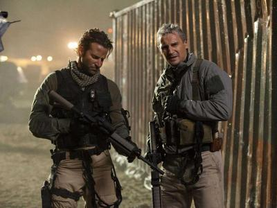 who liked bradly cooper in the a-team if আপনি saw it ???