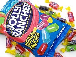 who likes Jolly Ranchers?