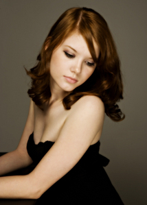 Does anyone know who this girl is? I think she'd make a great older Renesmee but I don't know her name! Haha.