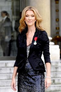 Hey,guys I heard that Celine dion is pregnant. isn't she?