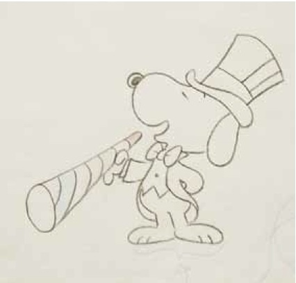 Where from is this picture ? Can wewe recognize it ? I m sure is from one cartoon, but wich one ?