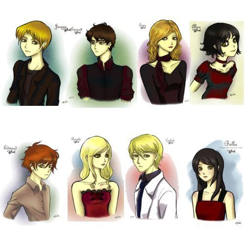 who do u like most in the Cullen Family? why?