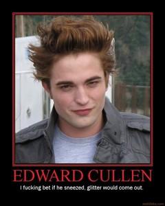 why do u like edward cullen