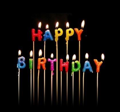 ارے today's Dan's Birthday!