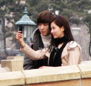 Is Seo-Hyun and Yong hwa really dating?