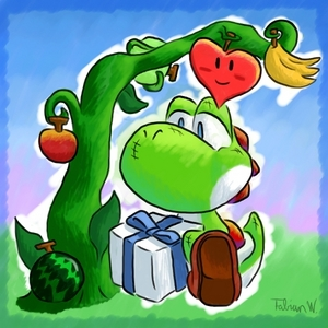 Do you want to meet a Yoshi? If so, then what would you do with him?
