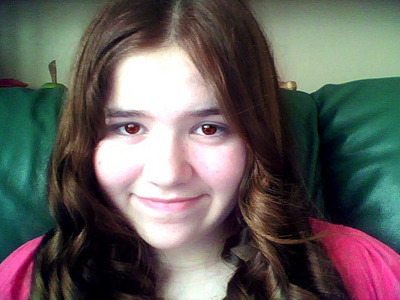 Does this person look like Renesmee Cullen?