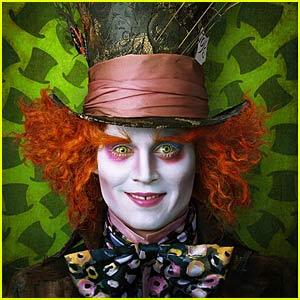 Has anybody noticed that almost EVERY movie that Johnny Depp has been in he's worn make-up?