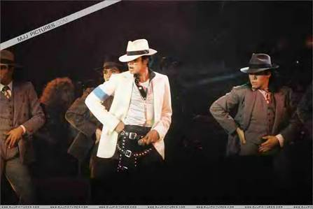 What are 3 things te Amore about MJ?