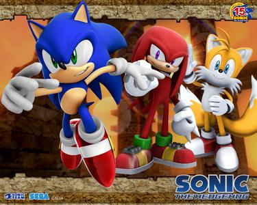 Who's Sonic's best friend?