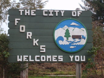 Would आप still want to visit Forks, WA after पढ़ना this?