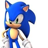 did sonic hold i gun before???