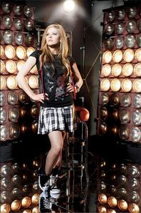 AVRIL AVRIL AVRIL is the best in the world !