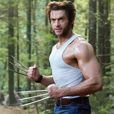 Omg, I share my birthday with Hugh Jackman, oder as Du know him... WOLVERINE!