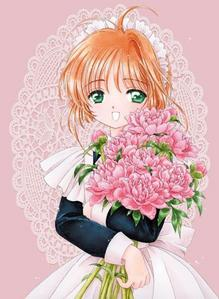 Cute pic of Sakura I thought Ты would like. =)