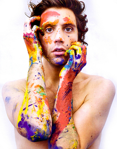 Isn't he just colorful :D