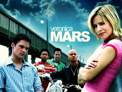 Veronica Mars. It's smart, funny and dramatic without tipping the drama scale like other teen shows. :)