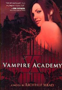 im in pag-ibig with lots of books but right now im totally into the 'Vampire Academy' series! i recommend it to everyone who loves fiction/romance type..