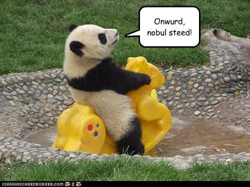 Here te go. Panda