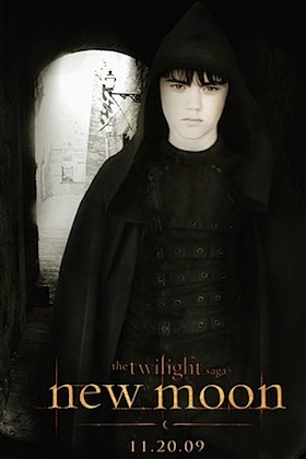 I love Rosalie, Jacob, and all the Volturi.