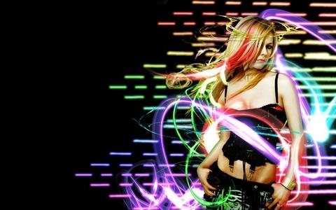 Avril Lavigne... :D